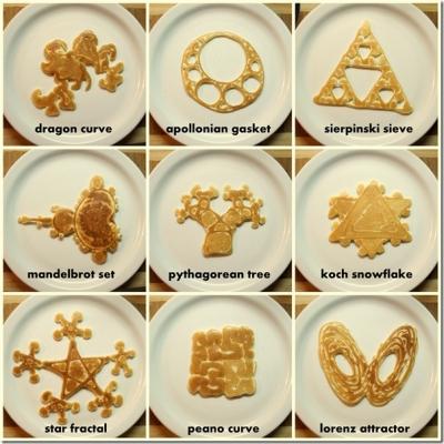 Galletas fractales