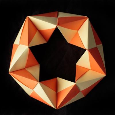 Flexágono modular