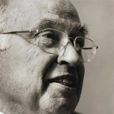 Sir Michael F. Atiyah (exposición Faces of Mathematicians)