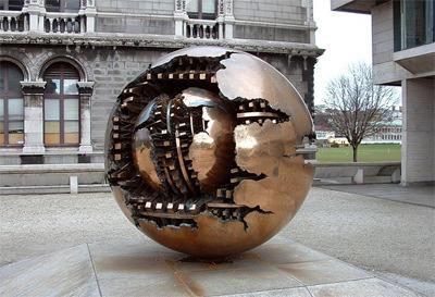 Esfera dentro de una esfera