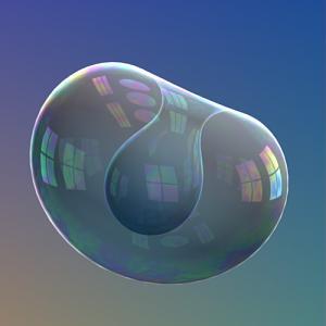 Transparent eversion