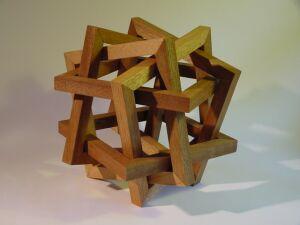 Tetragonal Sixlink