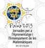 Cartel de XVI Jornadas para el Aprendizaje y la Enseñanza de las Matemáticas (JAEM 2013)