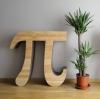 Mueble con forma de π