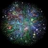 Haciendo un mapa de las conexiones de un día de internet